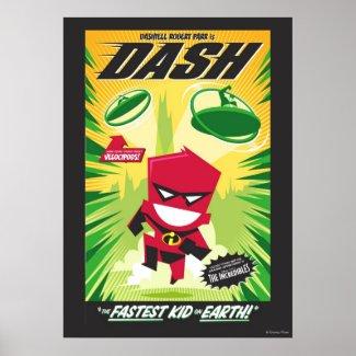 Dash Pop Art Posters