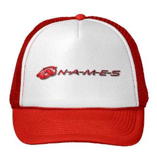 """""""Dash Series"""" Trucker Hat Red/White/RedRageous"""