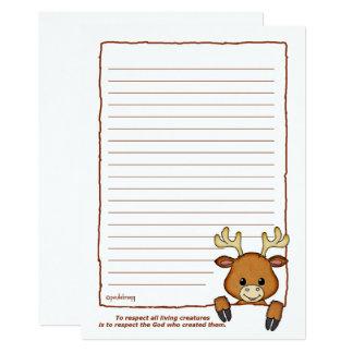 Dasher the Deer (Pathway Pet) Card