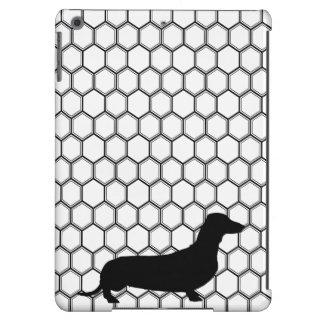 Dashing Dachshund Cover For iPad Air