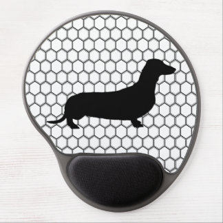 Dashing Dachshund Gel Mouse Pad