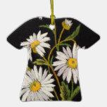 Dashing Daisies T-Shirt Ornament