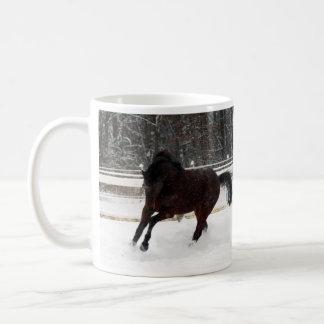 Dashing Through The Snow Mug