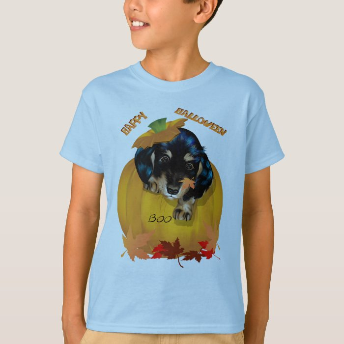Dashund Puppy Halloween - Boo Shirts