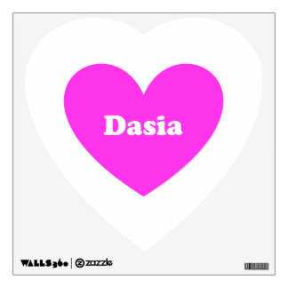 Dasia Wall Decal