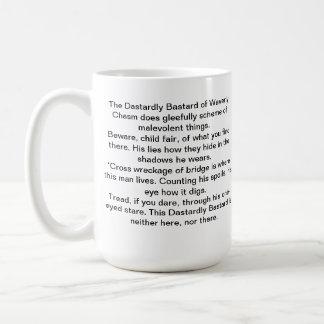 Dastardly Mug