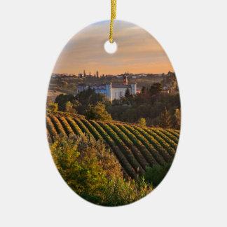 d'Asti de Costilgiole, Piamonte, Italia Ornamentos Para Reyes Magos