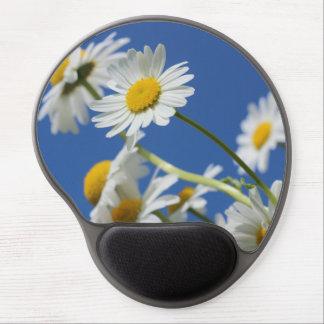 Dasy Flower Gel Mouse Pad