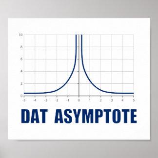 Dat Asymptote Print