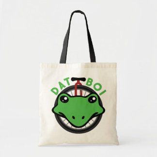 Dat Boi Frog Graphic Tote Bag