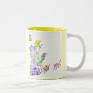 Dat cat lady Cup