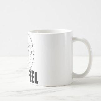 Dat Feel Coffee Mug