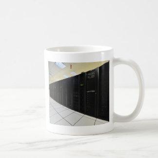 data center computers coffee mug