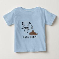 Data Dump Baby T-Shirt