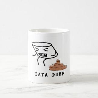 Data Dump Coffee Mugs