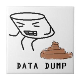 Data Dump Tile
