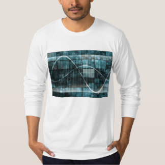 Data Management Platform or DMP Technology Concept T-Shirt