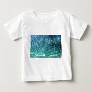 Data Network Baby T-Shirt