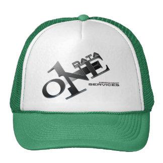 data one - new design for logo trucker hat