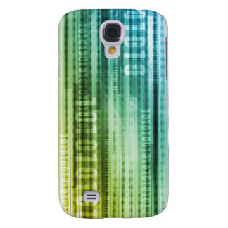 Data Security over the Internet and Personal Info Samsung Galaxy S4 Case