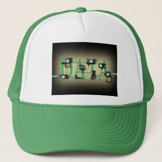 Data Security Trucker Hat