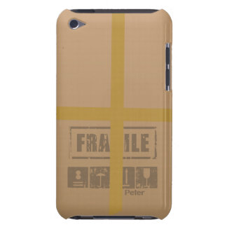 Data Transport iPod Case Barely There iPod Case