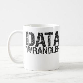 DATA WRANGLER MUG - Add Mug Owner s Name