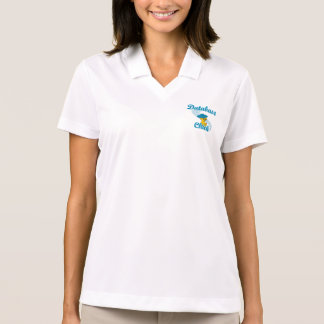 Database Chick #3 Polo Shirt