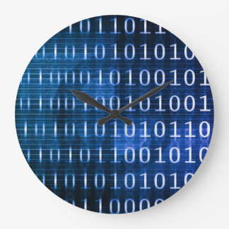 Database System for Reports and Data Analysis Large Clock