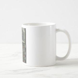 datacenter computer servers rack coffee mug