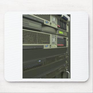 datacenter computer servers rack mouse pad