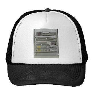 datacenter computer servers rack trucker hat