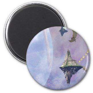 Datalus Etari Sector 3 2 Inch Round Magnet