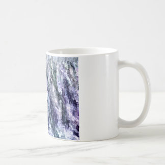 datamosh glitch mug
