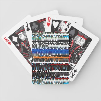 Datascape Bicycle cards