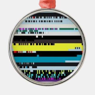 Datascape Fancy Ornament