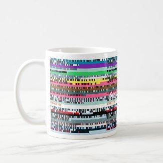 Datascape Mug