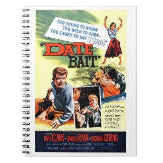 """Date Bait"" Notebook"