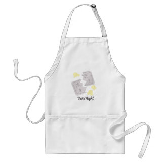 Date Night Adult Apron