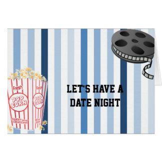 Date Night Card