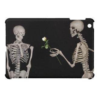 Date night Cute skeleton couple iPad Mini Cases