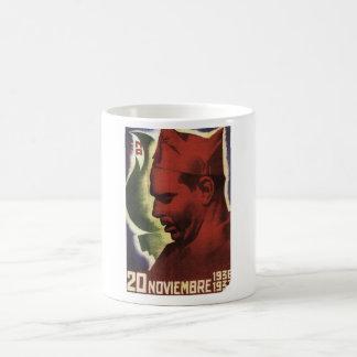 Date of Durruti's death on_Propaganda Poster Coffee Mug