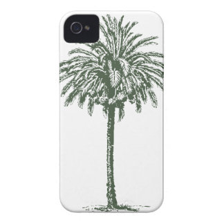 Date Palm iPhone 4 Cover