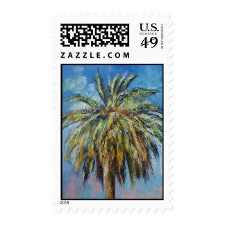 Date Palm Stamp