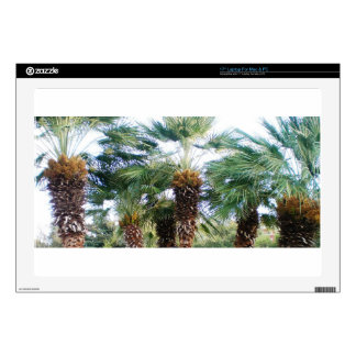 Date Palms Decal For Laptop