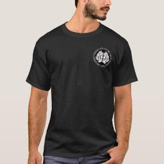 Date Samurai Clan Black & White Seal Shirt