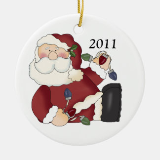 Dated Christmas Ornament