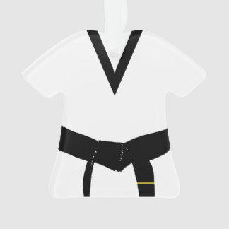 Dated Martial Arts 1st Degree Black Belt Uniform