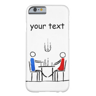dating for diner barely there iPhone 6 case