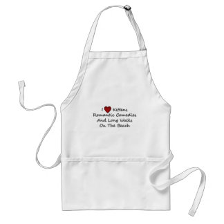 Dating Humor Adult Apron